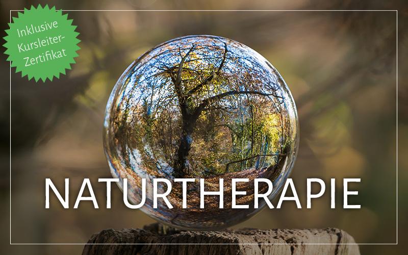 Naturtherapie / Naturcoaching inkl. Kursleiter-Zertifikat